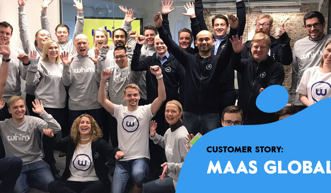 MaaS Global – From one-time case to larger partnership in IT recruitment and HR